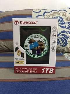 Transcend hard drive