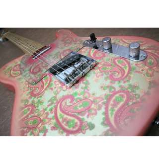 Fender Classic '69 PINK PAISLEY Telecaster