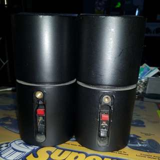 Bose AM5 twin satellite speakers