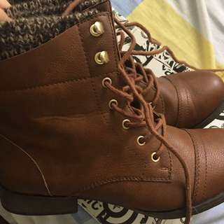 REPRICED: Brash From Payless Brown Boots