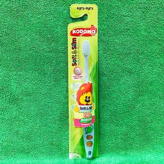 Kodomo Soft &Slim Toothbrush 6-9yrs (UP$2.55)