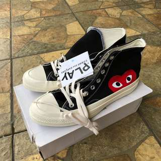 CONVERSE 70s x CDG COMME DES GARCONS PLAY