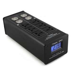 Black Weiduka AC8.8 Power Filter