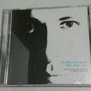 Michael Bolton-Greatest Hits CD