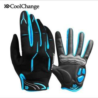 (Free postage) Coolchange cycling glove