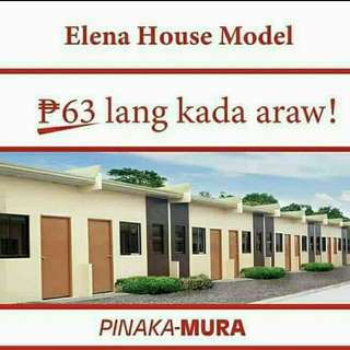 House and lot pre selling