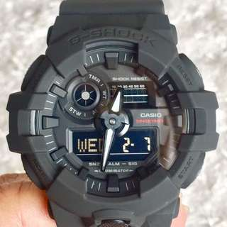 GShock Big Bang Black Limited Edition 35th Anniversary