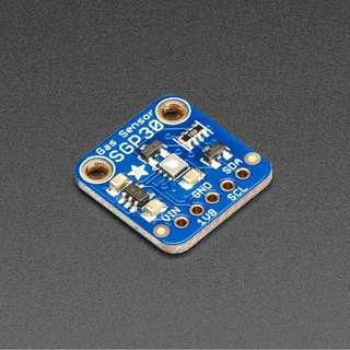 Adafruit SGP30 Air Quality Sensor Breakout – VOC and eCO2