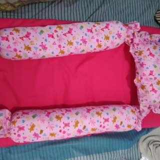 Dakki baby pillow set