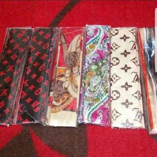 Fashion Twilly for Bag