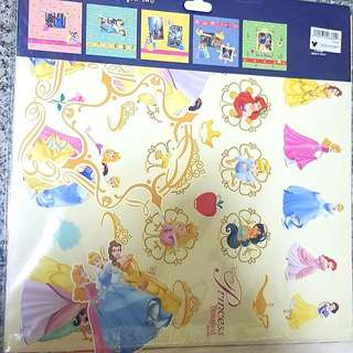 Disney Princesses Scrapbook Kit