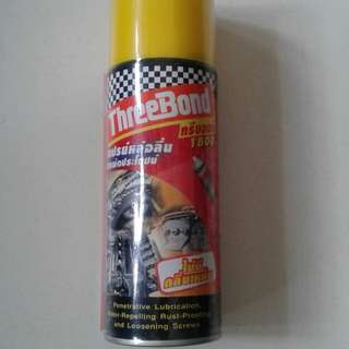 Threebond lubricant spray.