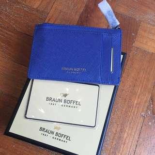 Braun buffel Ladies Card Holder (almost 50% Off Retail Price)