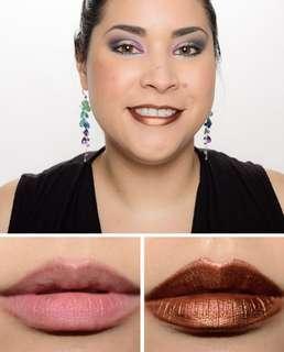 [INSTOCK BNIB💓] Colourpop DM ultra metallic lip UML oos on site