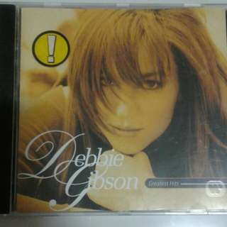 Debbie gibson-Greatest hits CD