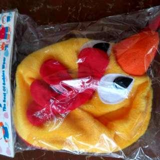 Topi Bayi Karakter Ayam