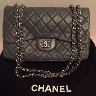 🔊🈹Chanel classic Bag Jumbo Size