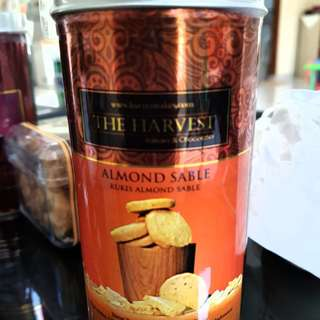 THE HARVEST ALMOND SABLE