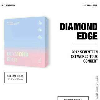 2017 SEVENTEEN 1ST WORLD TOUR CONCERT - DIAMOND EDGE