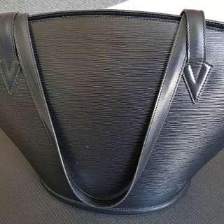 Epi leather LV St. Jacques Medium