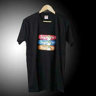 Tshirt - kaos - supreme