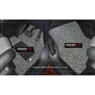 Customise Car floor Mat - Peugoet carmat