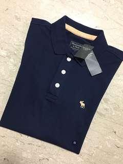 [NEW] A&F Icon Polo Shirt
