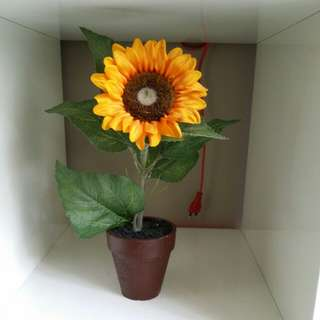 Artificial Plant sunflower