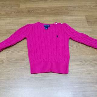 Ralph Lauren sweater (winter clothes)