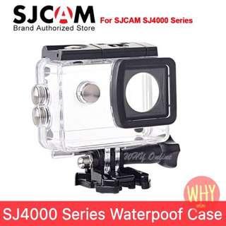 SJCAM SJ4000/ SJ4000wifi/ SJ4000plus/F60R Waterproof case 30M Underwater Housing