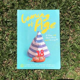 Pre-loved Book: Coming of Age