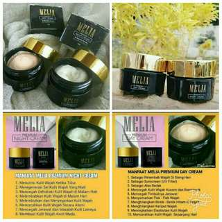 Melia night cream day cream