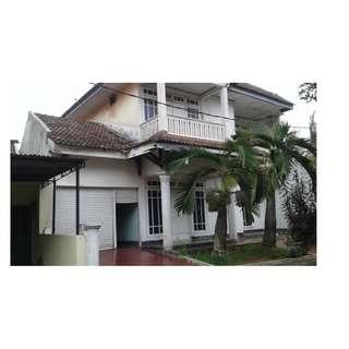 Rumah murah dalam cluster cantik dekat ke Bintaro Jaya