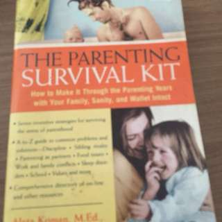 The Parenting Survival kit""
