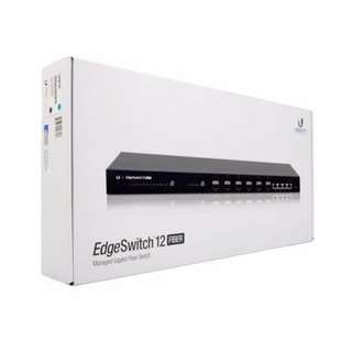 [Used] Ubiquiti EdgeSwitch 12 Fiber (ES-12F)