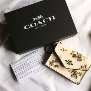 COACH evelopa case NEW