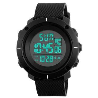 防水電子錶 跳字錶 石英錶