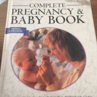 complete pregnancy and baby book
