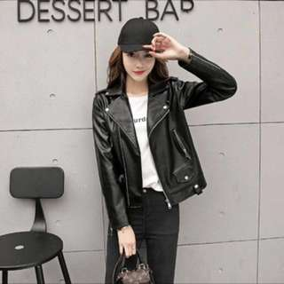BN! Ready stock! Leather Jacket