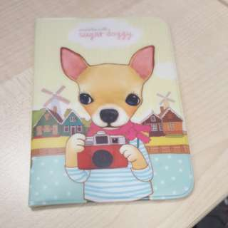 BN Sugar Doggy Passport Holder