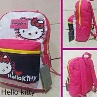 Kids design authentic Jansport bag