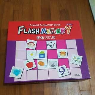 Brand new The Shichida flash memory series