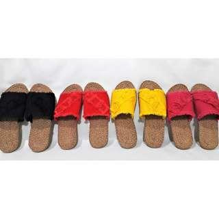 Slide Sandals (Espadrille)
