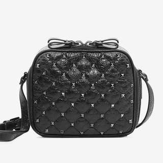 VALENTINO ROCKSTUD SPIKE CAMERA BAG 代購