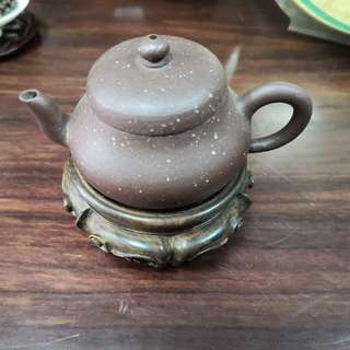 Yixin purple clay tepot