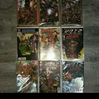Comic Lot Sale
