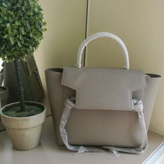 Brand New Celine Leather Inspired Bag Work Casual