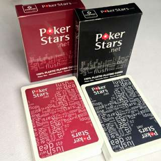 POKERSTARS COPAG CARDS