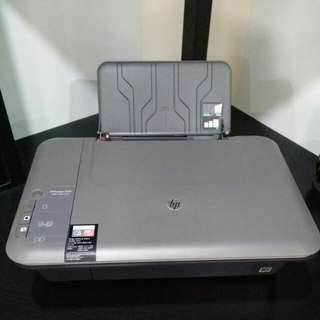 HP Deskjet Printer scanner 1050