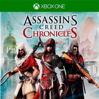 Xbox One Game: Assassin's Creed Chronicles
